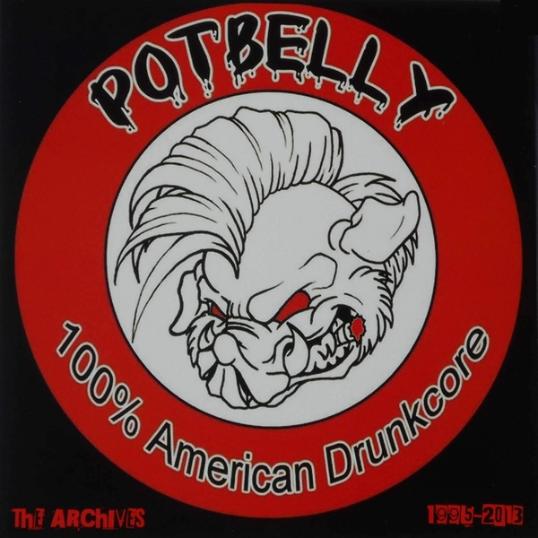 Potbelly - The Archives Vinyl