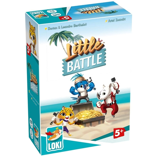 Little Battle Card Game