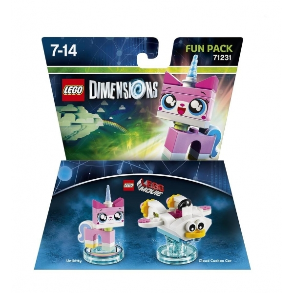 UniKitty (Lego Movie) Lego Dimensions Fun Pack - Image 1