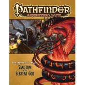 Pathfinder Adventure Path: The Serpent's Skull Part 6 - Sanctum of the Serpent God