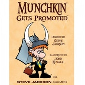 Munchkin Gets Promoted