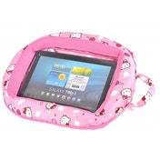 Hello Kitty Universal Beanie Protective Case Cover for 7 to 10 inch Tablets Pink