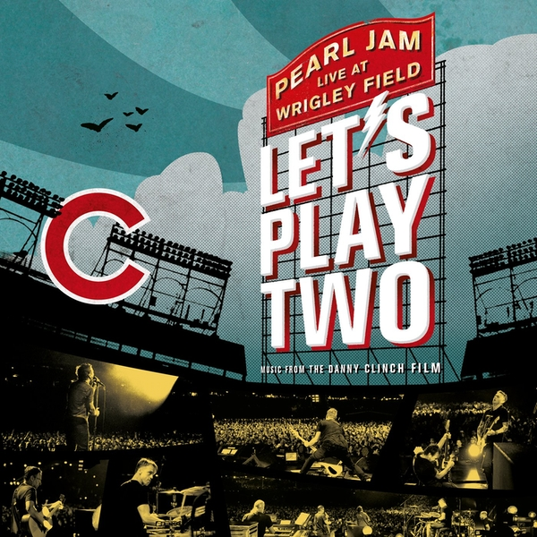 Pearl Jam - LetS Play Two Vinyl