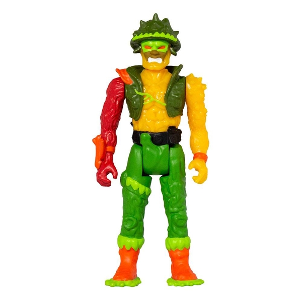 Toxic Crusaders ReAction Action Figure Wave 1 Major Disaster 10 cm