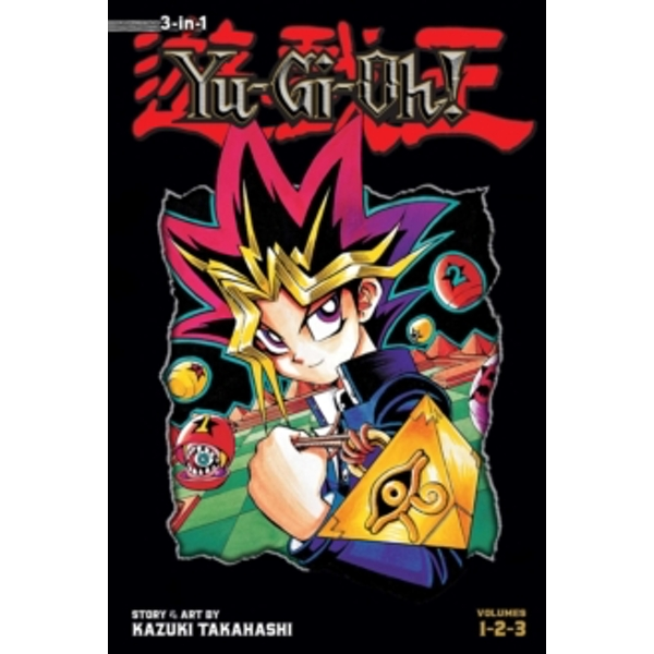Yu-Gi-Oh! (3-in-1 Edition), Vol. 1 : Includes Vols. 1, 2 & 3 : 1