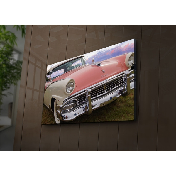 4570?ACT-80 Multicolor Decorative Led Lighted Canvas Painting