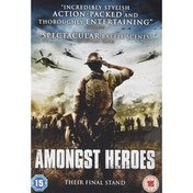 Amongst Heroes DVD (1 Disc Version)