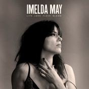 Imelada May - Life Love Flesh Blood CD