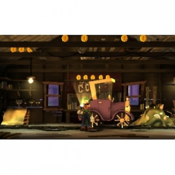 Luigis Mansion 2 Dark Moon Game 3DS (Selects) - Image 3