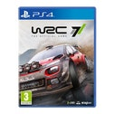 WRC 7 The Official Game PS4
