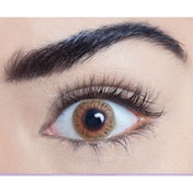 Hazel 1 Day Natural Coloured Contact Lenses (MesmerEyez Blendz)