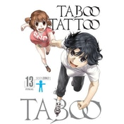 Taboo Tattoo, Vol. 13