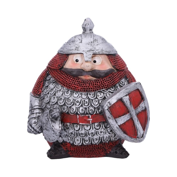 Sir Round (Set of 4) Medieval Knights Figurines