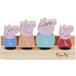 Peppa Pig Wooden Family Figures - Image 2