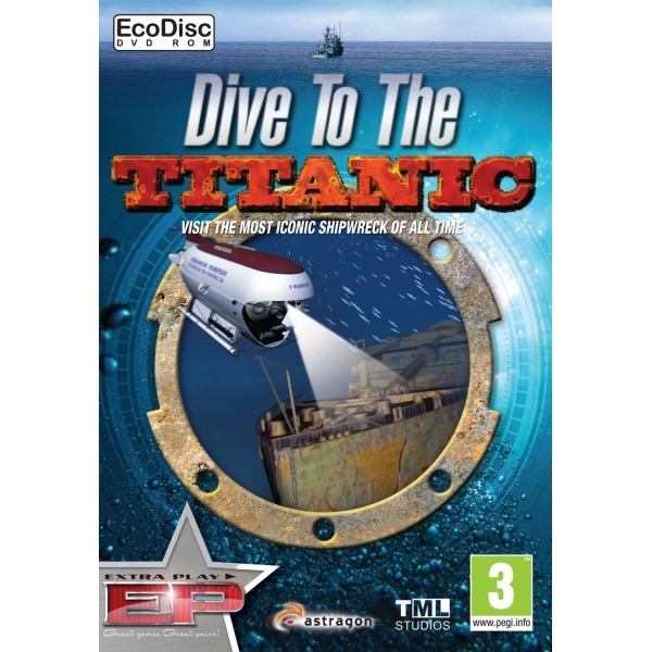 Dive To The Titanic Game PC