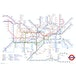 Transport For London Underground Map Maxi Poster - Image 2