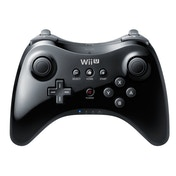Official Nintendo Pro Controller Black Wii U
