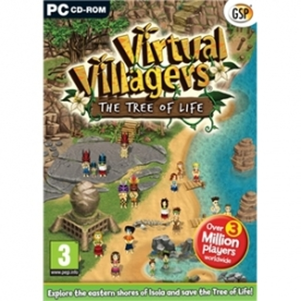 Virtual Villagers 4 Tree Of Life Game PC