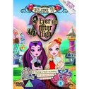 Ever After High Spring Unsprung/Thronecoming DVD