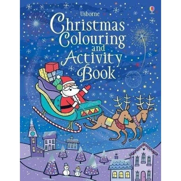 Christmas Colouring and Activity Book  Paperback / softback 2018