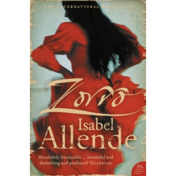 Zorro by Isabel Allende (Paperback, 2006)