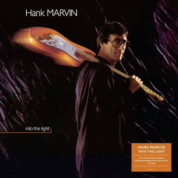 Hank Marvin - Into The Light Vinyl