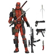 Deadpool (Marvel) 1:4 Scale Neca Figure