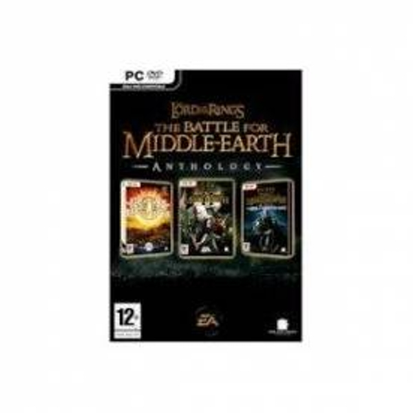 The Lord Of The Rings Battle For Middle Earth Anthology Game PC