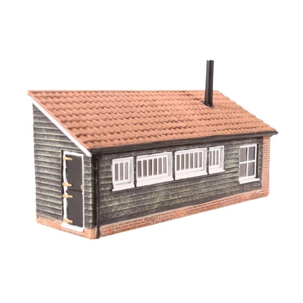 Hornby Shiplap Lean-to Model
