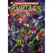 Teenage Mutant Ninja Turtles  Adventures: Volume 13