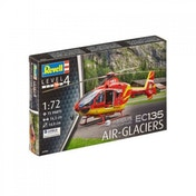 EC135 Air-Glaciers 1:72 Revell Model Kit