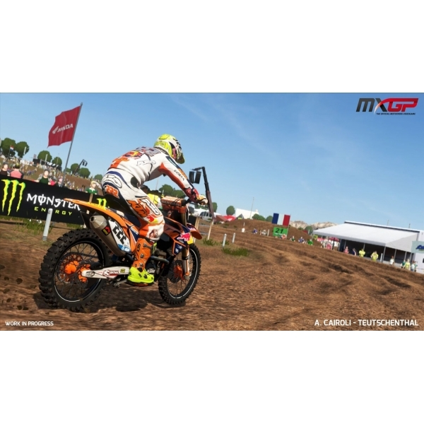MXGP The Official Motocross Videogame PS4 Game - Image 7