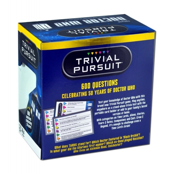 Trivial Pursuit Doctor Who - Image 3