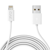 Jivo Technology JI-1860 lightning cable 3 m White