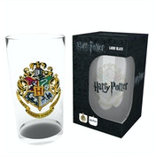 Harry Potter Crest Large Glass