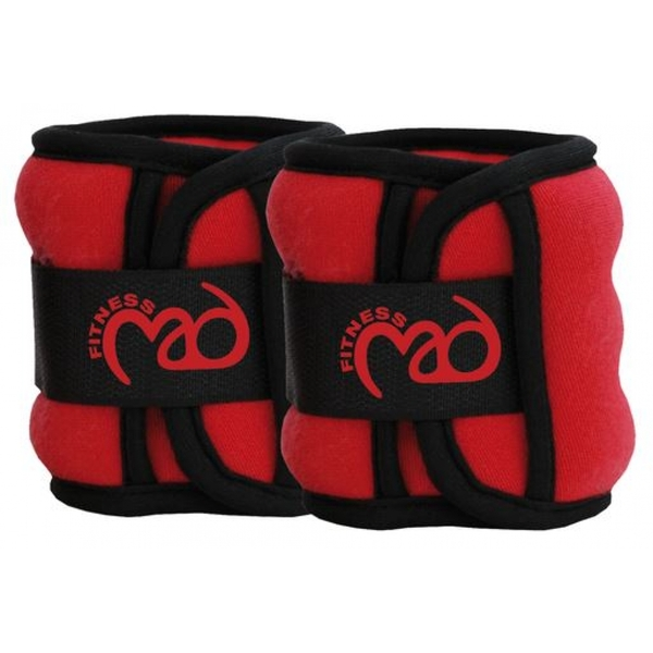 Fitness-Mad Wrist/Ankle Weights 0.5kg