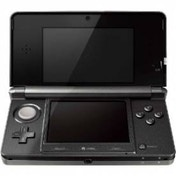 Nintendo Handheld Console in Cosmos Black 3DS