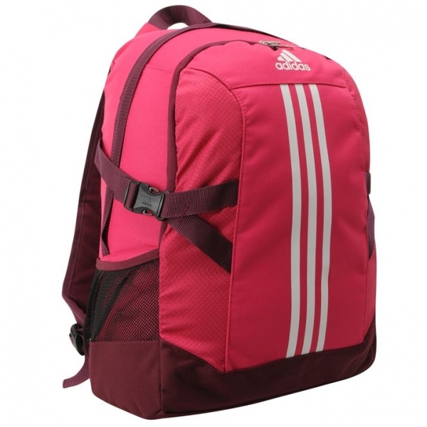 Hey! Stay with us... adidas Power II Backpack Pink 7dd13b6867340