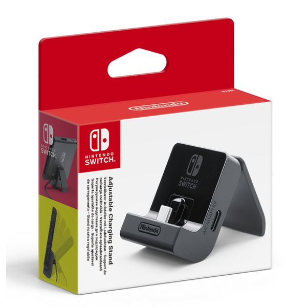 Nintendo Switch Adjustable Charging Stand - Image 1