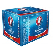 UEFA Euro 2016 Sticker Collection Pack 100 packs