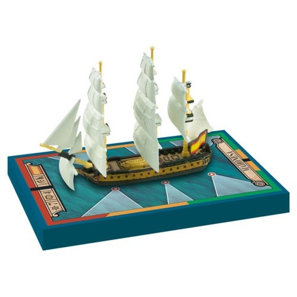 Sails of Glory: Mahonesa 1789/ Ninfa 1795 Ship Pack Board Game