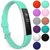 Yousave Fitbit Alta / Alta HR Strap Single Large - Mint Green