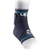 Ultimate Performance Advanced Ultimate Compression Ankle Support - Large