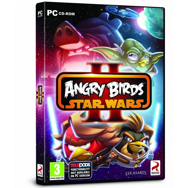 Angry Birds Star Wars II PC Game