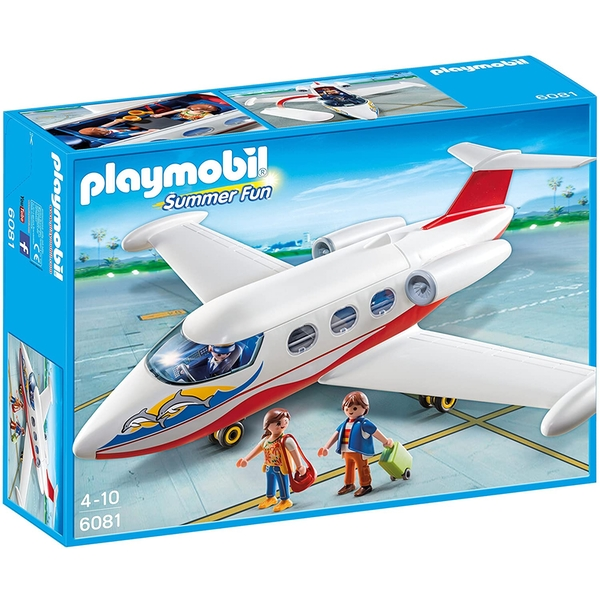 Playmobil Summer Fun Summer Jet
