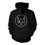 Watch Dogs Fox Logo Medium Hoodie Small Black