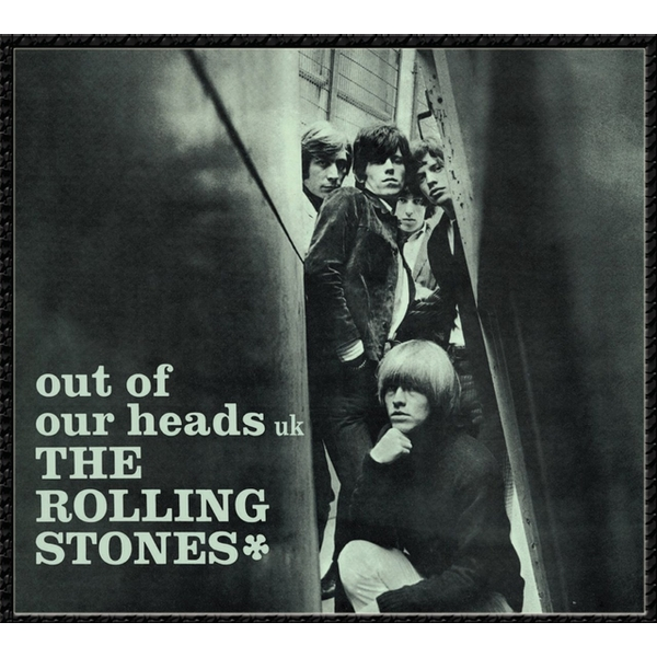 The Rolling Stones ‎– Out Of Our Heads UK Vinyl