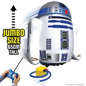 Remote Controlled Inflatable Star Wars R2-D2