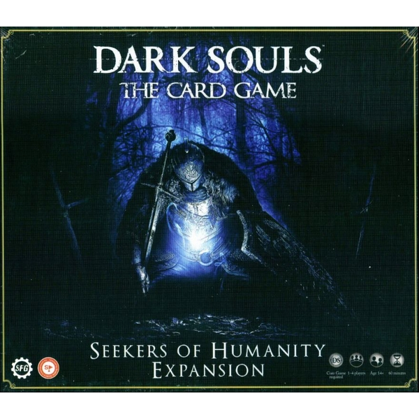 Dark Souls The Card Game - Seekers of Humanity Expansion