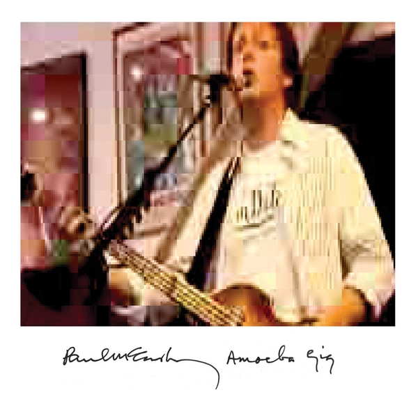 Paul Mccartney - Amoeba Gig Vinyl